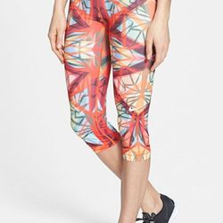 """<a href=""""http://store.nike.com/us/en_us/pd/pro-core-compression-kaleidoscope-capris/pid-970283"""">Nike Pro Leggings</a>, $60. """"We are obsessing over these colorful leggings. Summer is all about bright colors, and the pattern is so fun! We can't go anywhere"""