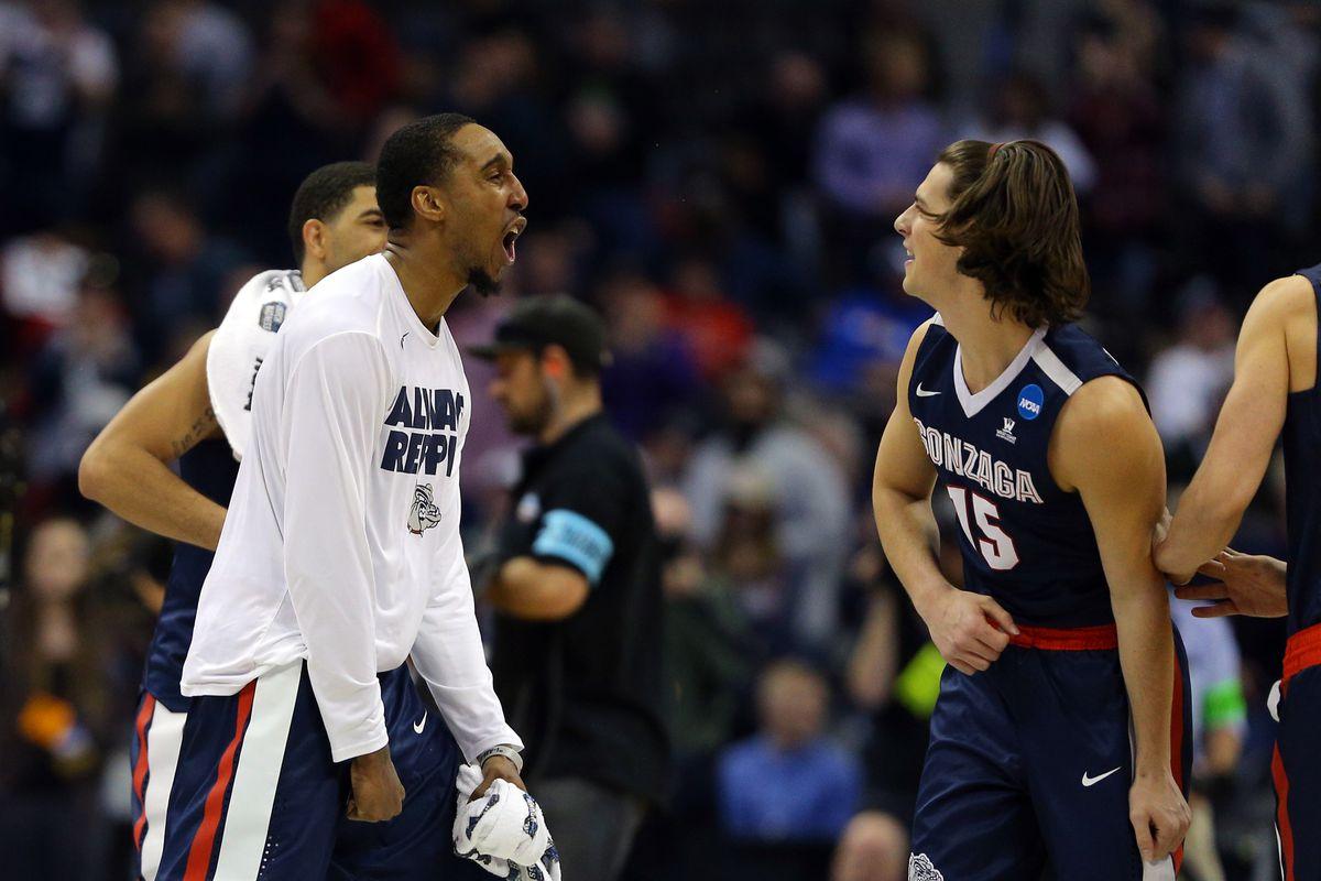 NCAA Basketball Tournament - Second Round - Gonzaga v Utah