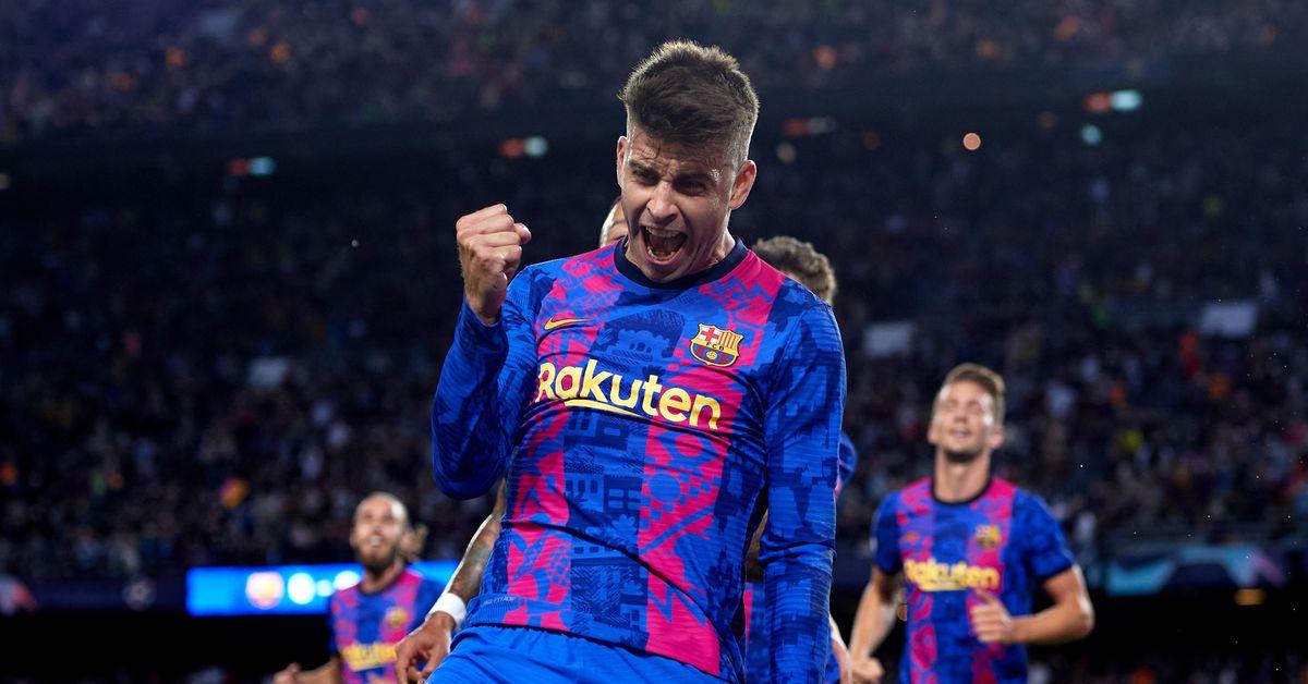 Five talking points from Barcelona 1-0 Dynamo Kiev - Barca Blaugranes