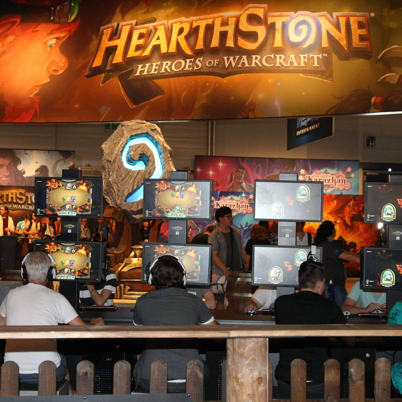 Blizzard breaks silence on controversial suspension of Hong
