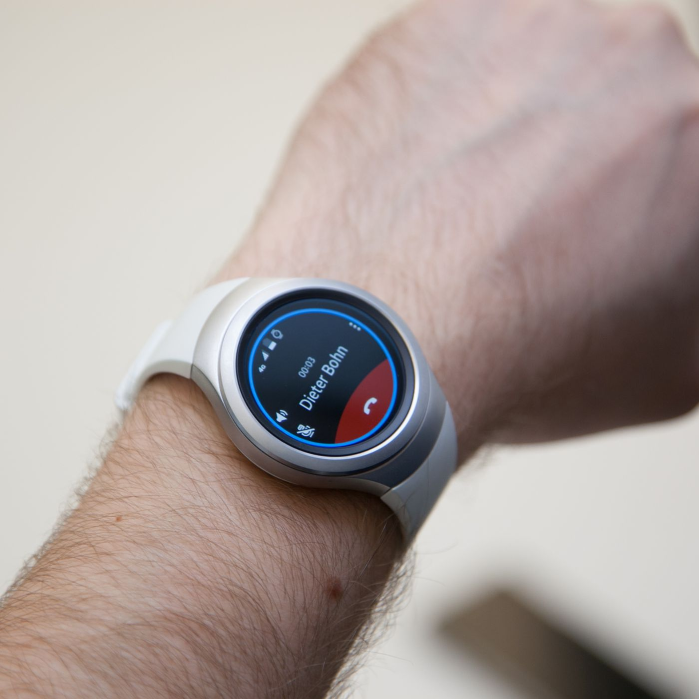 Samsung's Gear S2 3G is a look at our untethered future