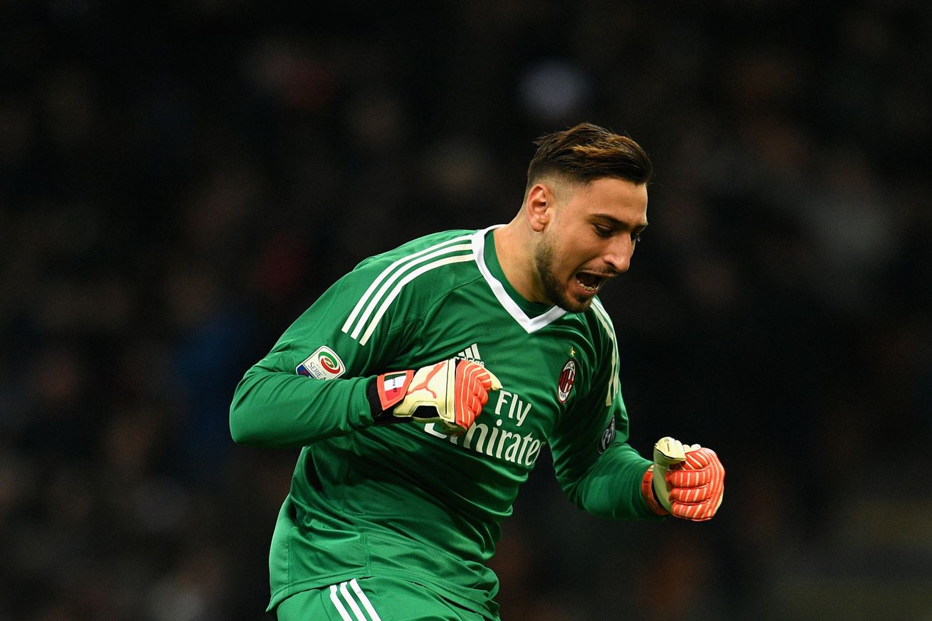 Rossoneri Round-up for February 20th: Gianluigi Donnarumma named top teenage prospect in Europe