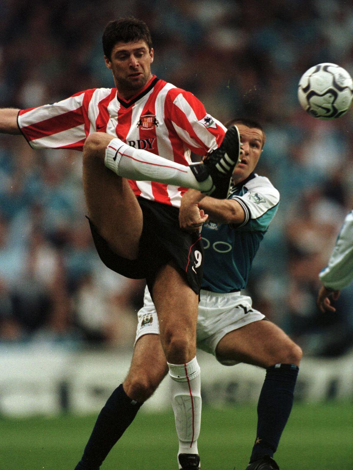Soccer - FA Carling Premiership - Manchester City v Sunderland