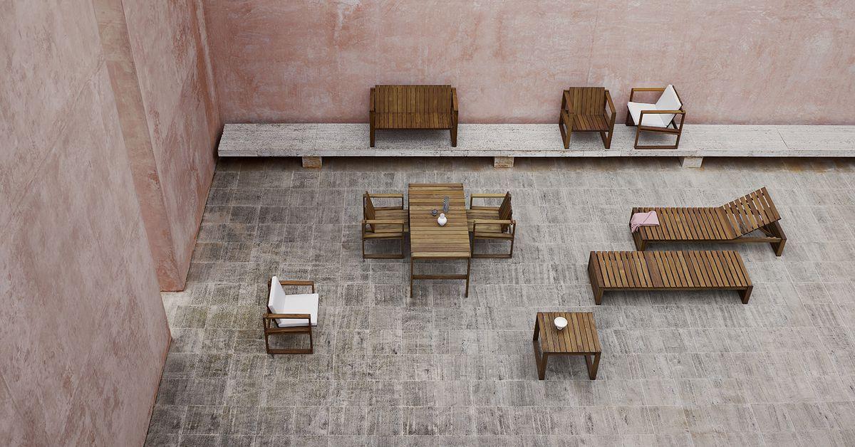 Danish indoor-outdoor furniture collection gets reboot