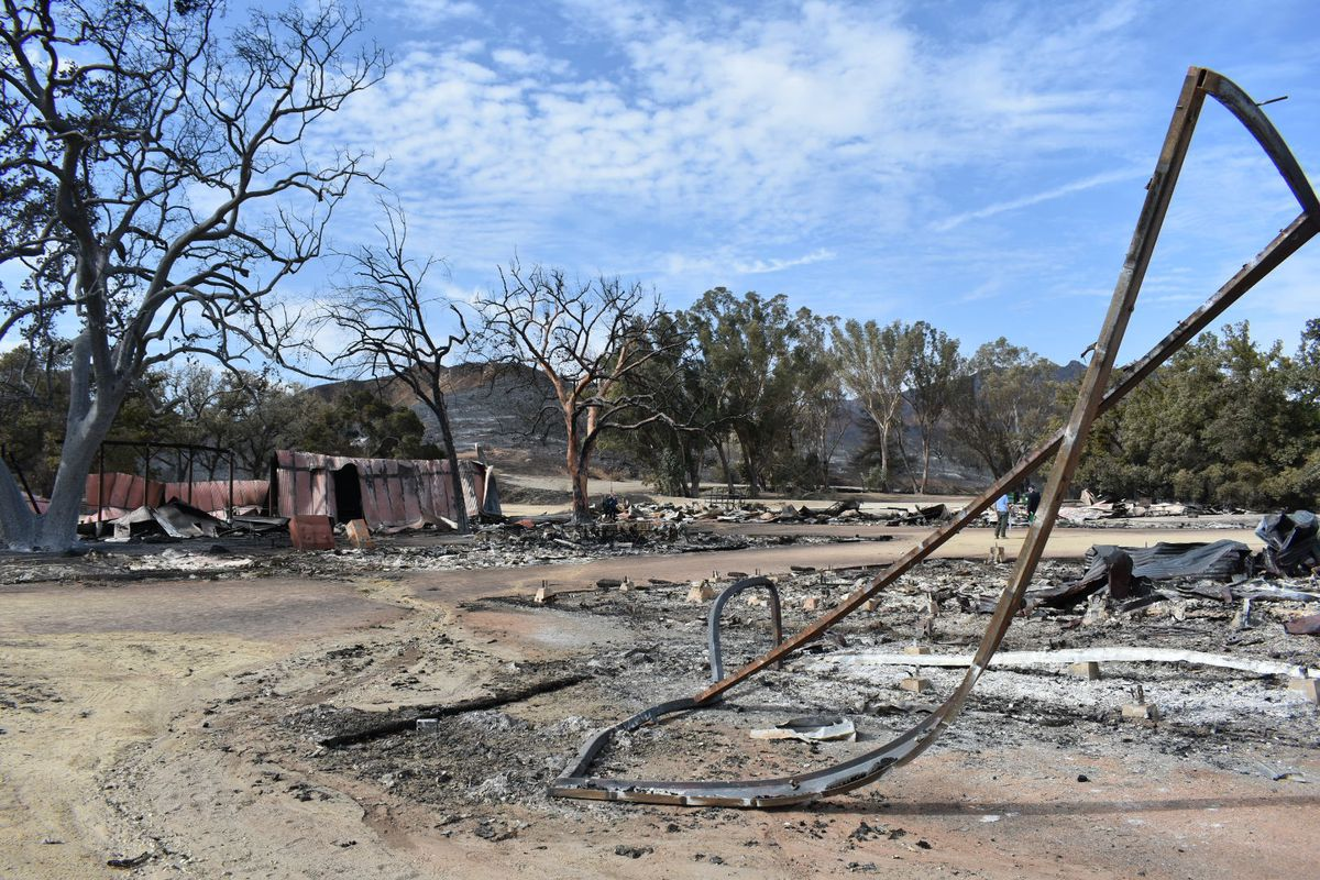 Paramount Ranch Destroyed In Woolsey Fire Will Be
