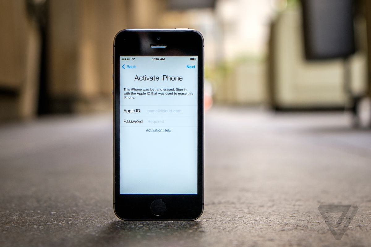 icloud activation lock check apple