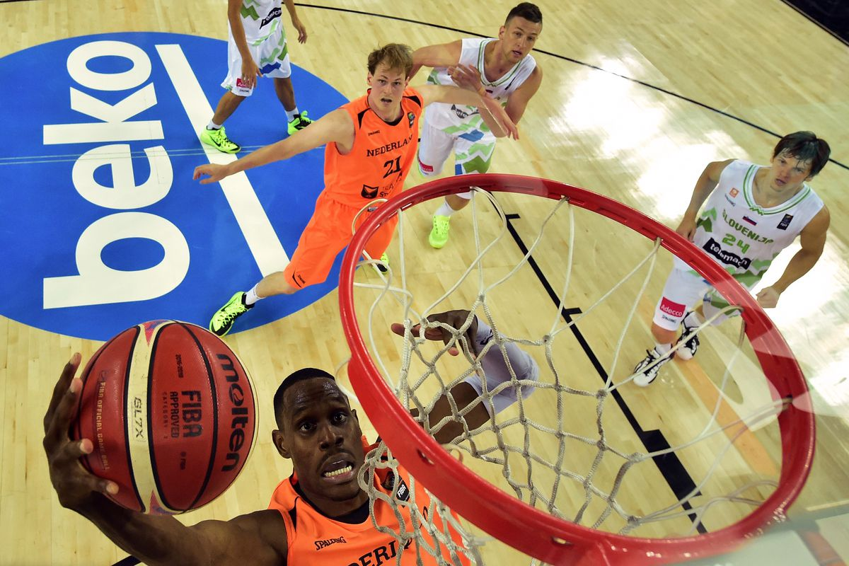 Former St. Bonaventure guard Charlon Kloof has led the Netherlands to a surprisingly good performance in EuroBasket 2015.