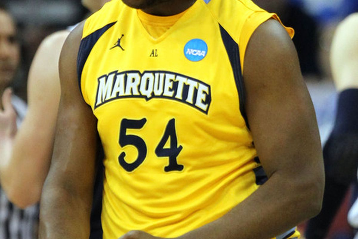 Davante reacts to the news that he has to play against a high school team mate.