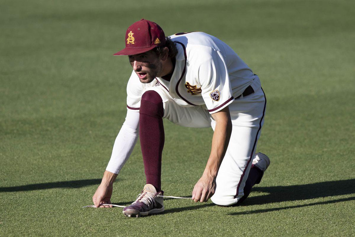 ASU Baseball, Drew Swift