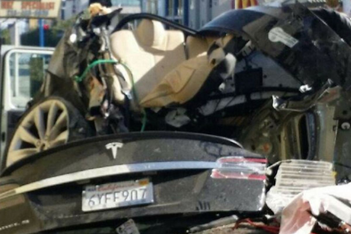 Man Killed Car Crash Southport