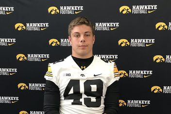 Iowa Hawkeyes Football News Schedule Roster Stats