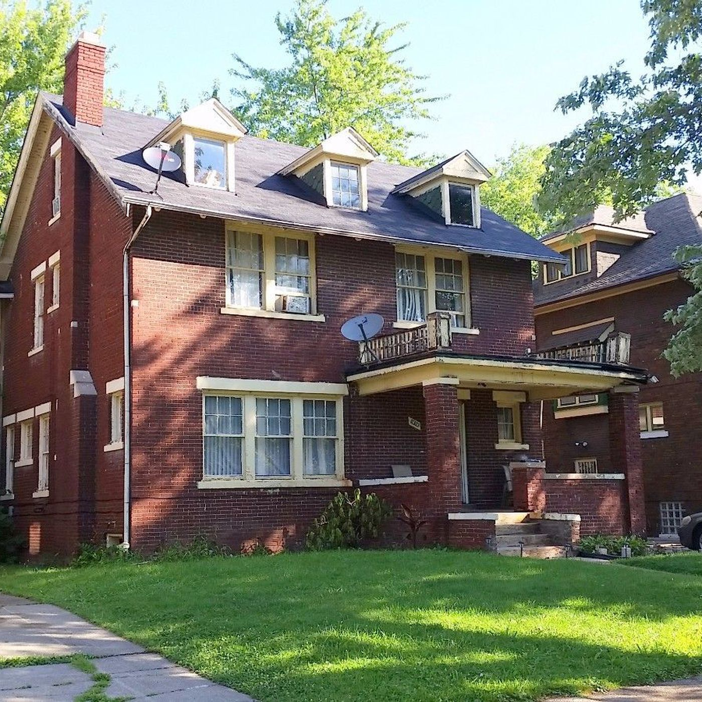 Detroit Retirement Fund Auctions Sixty Homes On Ebay Curbed Detroit