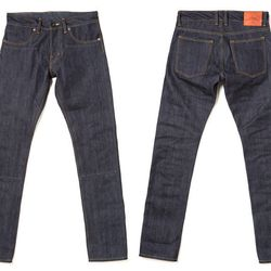 """These <a href=""""http://store.normanporter.com/product/double-front-work-pant"""">Japanese selvage denim jeans</a> ($298) by Norman Porter are constructed in Philadelphia with, well, Japanese selvage denim. They have a very crisp look and form to your body as"""