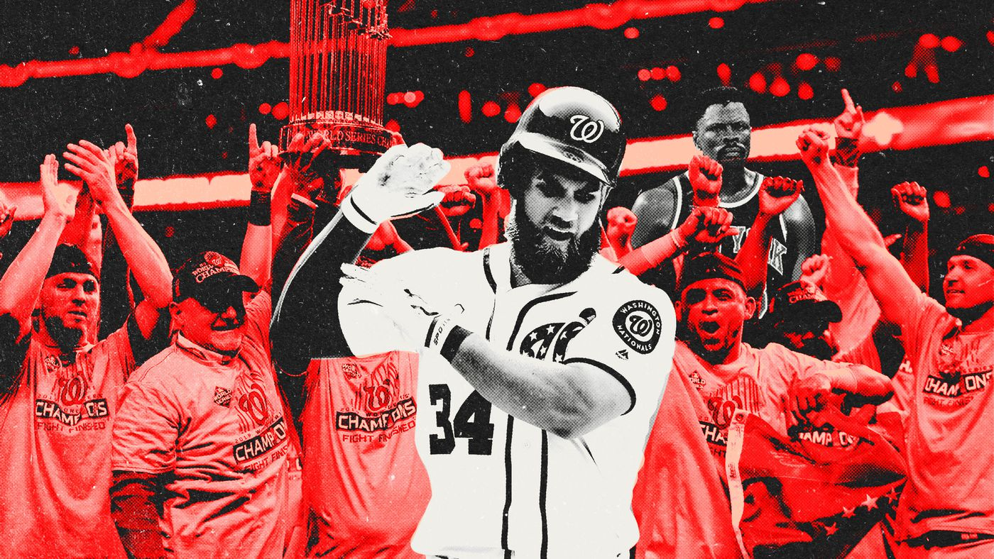 """Considering Bryce Harper's Place in the """"Ewing Theory"""" Pantheon"""
