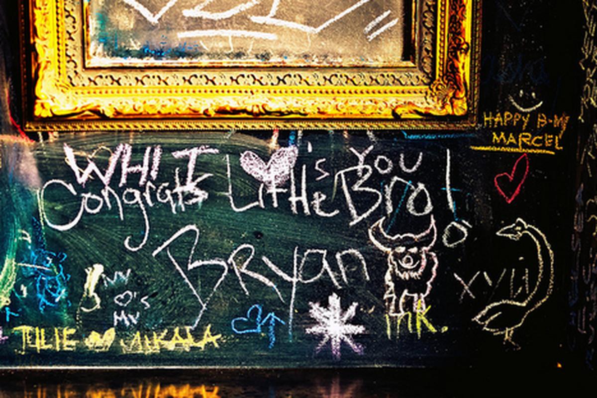 Inside ink.sack, West Hollywood.