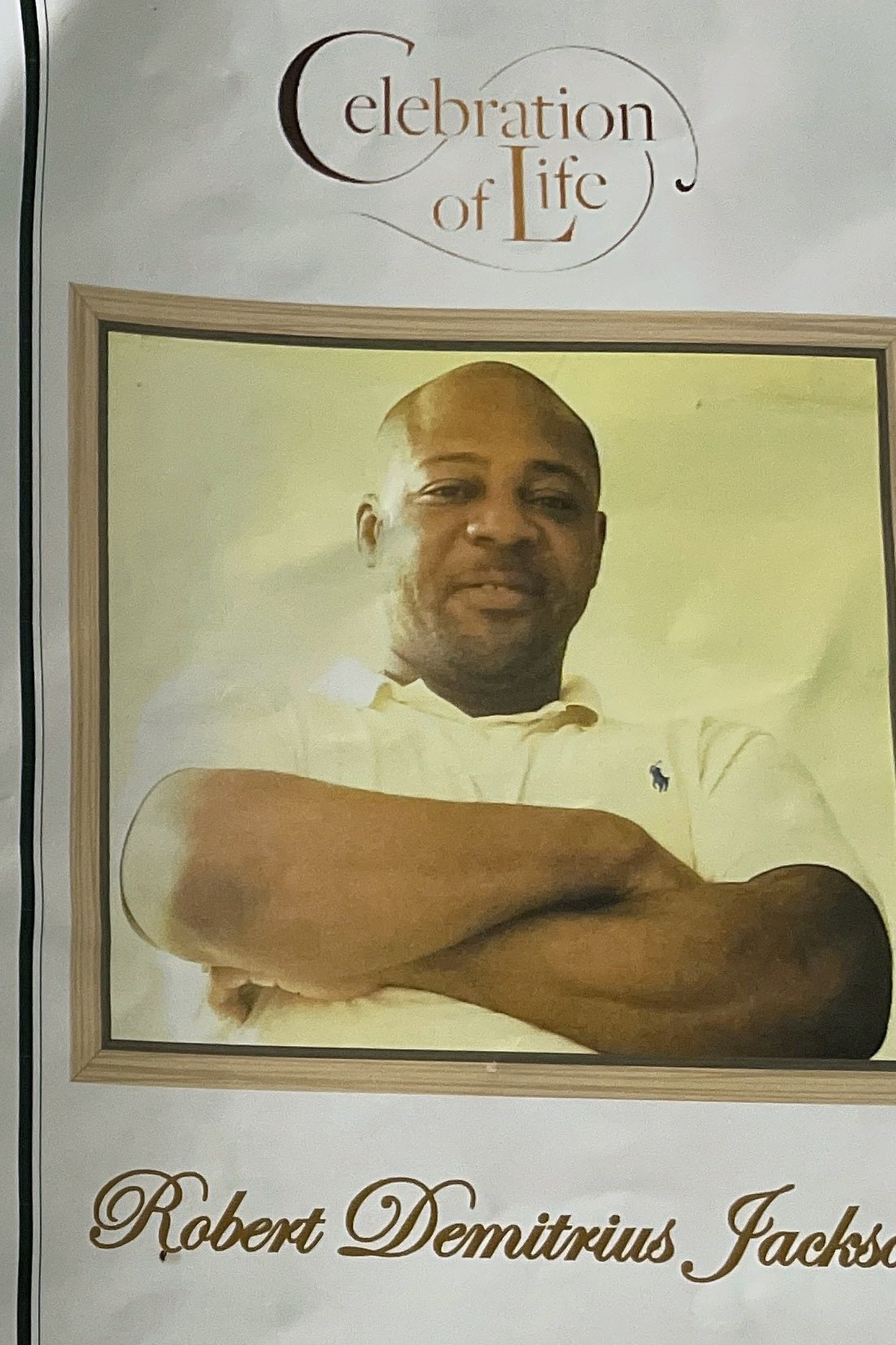 Robert Jackson died inside a Rikers Island jail cell on June 30 after a Correction Officer monitoring him allegedly left their post.