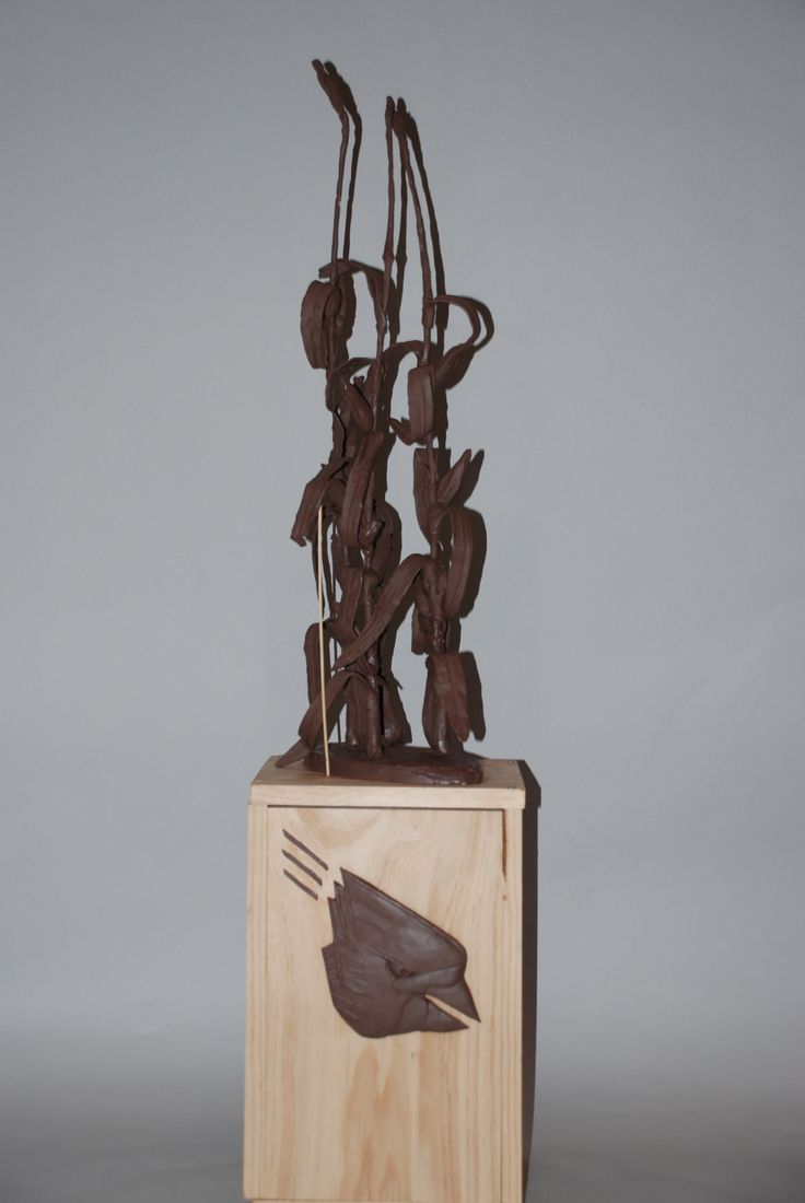 Bronze Stalk Trophy_Courtesy of Ball State Athletics