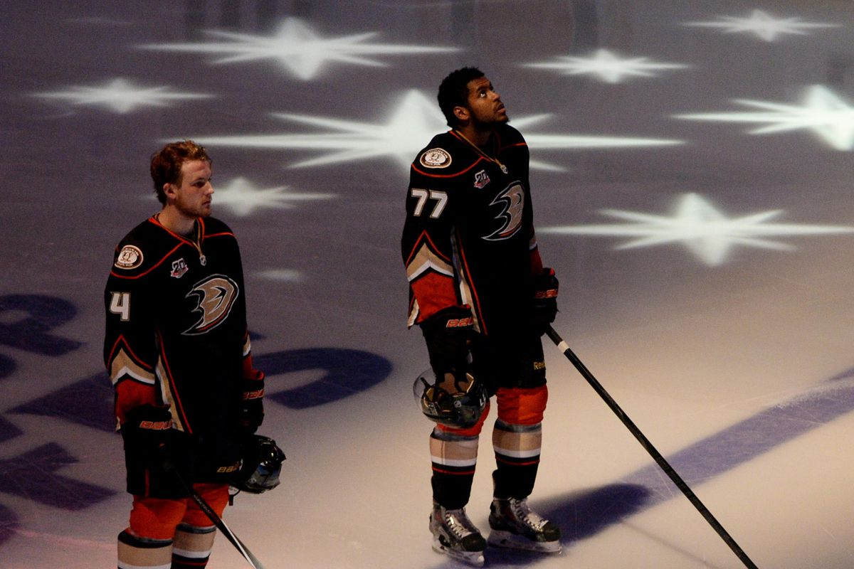 Cam Fowler, Devante Smith-Pelly and the Ducks would compete in the proposed tournament.