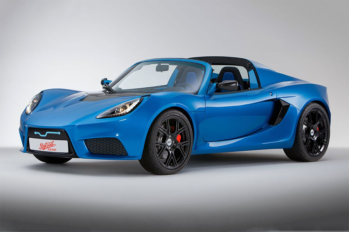 Detroit Electric says its $135,000 SP:01 is the world\'s fastest ...