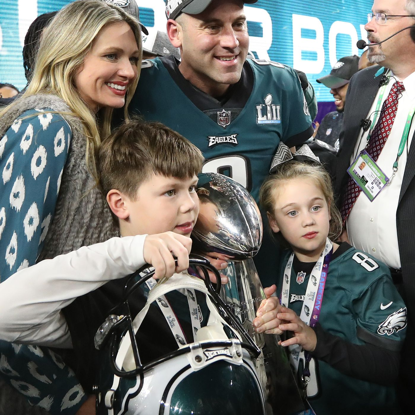 a9468159136 Donnie Jones  Eagles punter retires after 14 years in the NFL - Bleeding  Green Nation