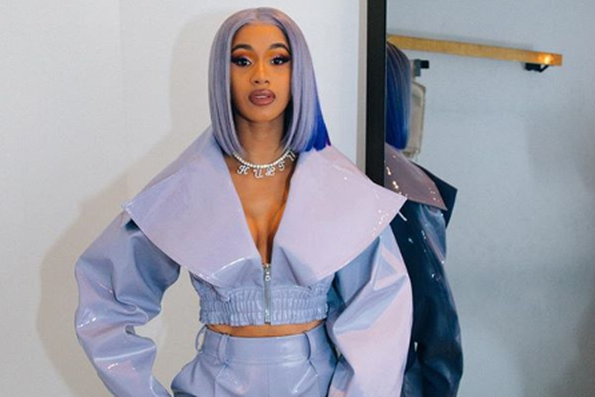 Cardi B Unveils Dramatic Before And After Makeover Of: Cardi B Deactivates Instagram Following Grammy Win