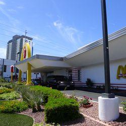Sahara & Paradise McDonald's