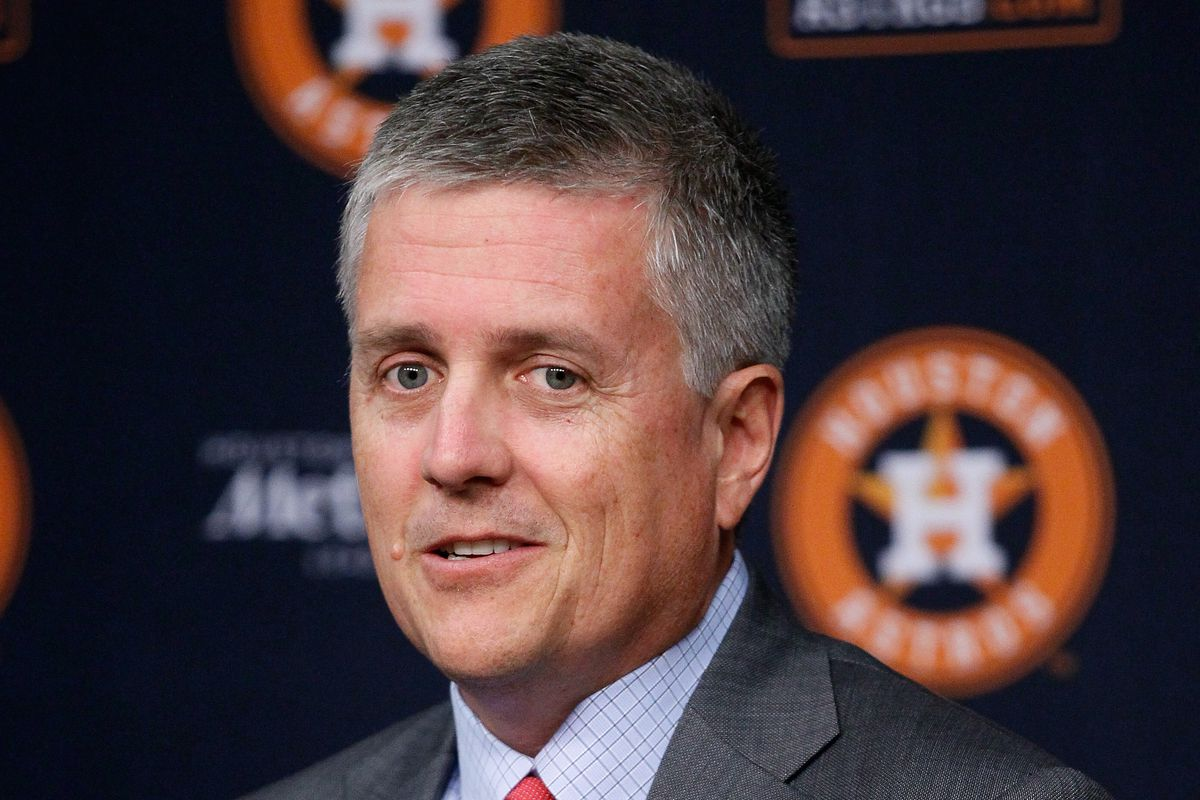 Former Cardinals employee Jeff Luhnow, now the GM of the Astros