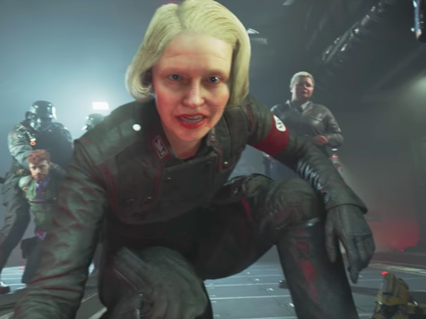 Watch The First Trailer For Wolfenstein Ii The New Colossus The