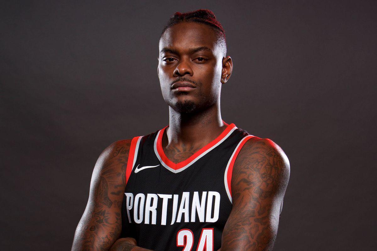NBA: Portland Trail Blazers-Media Day