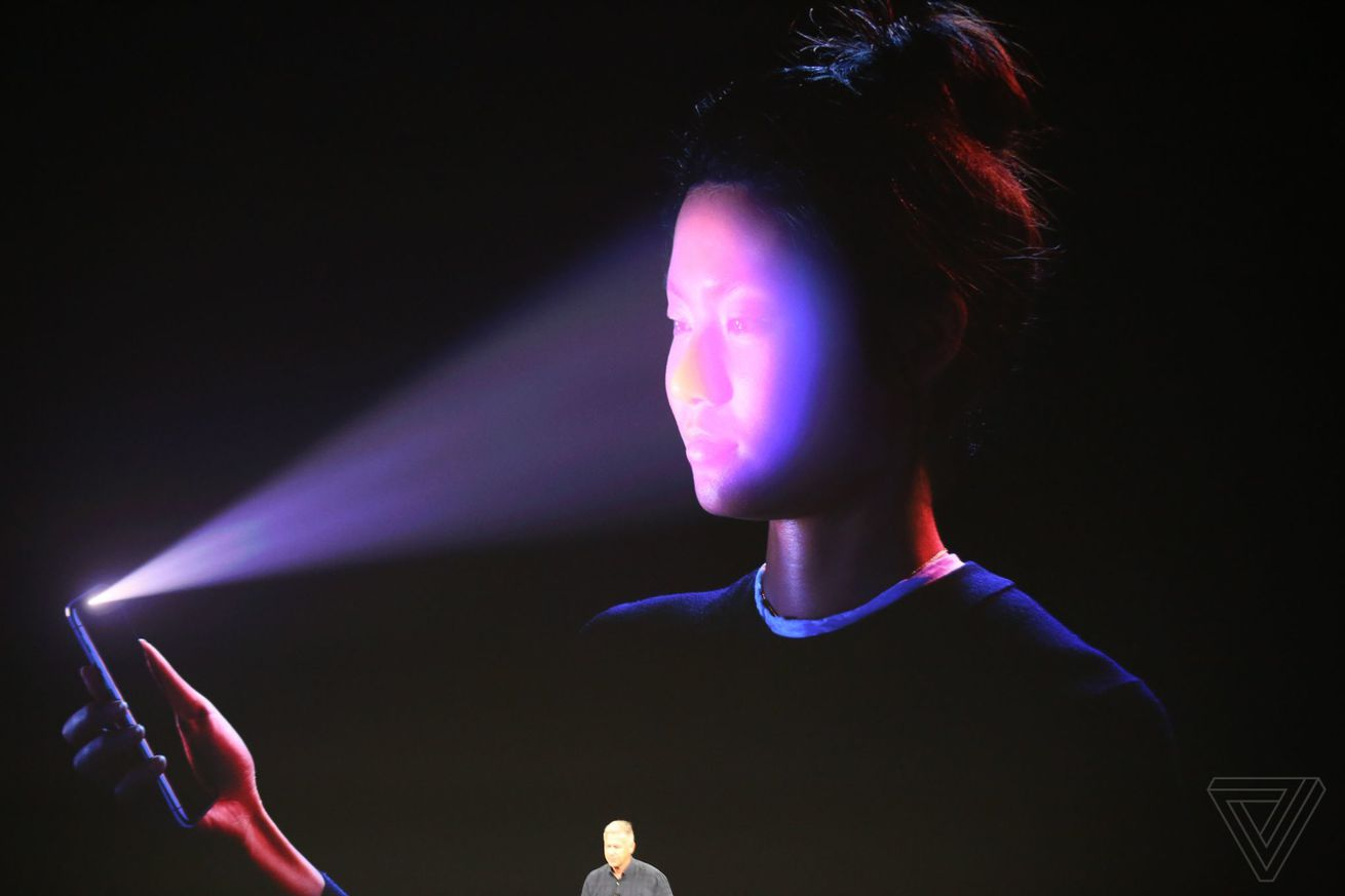 <em>Apple's competing Face ID technology brought face unlock to the iPhone X back in 2017.</em>