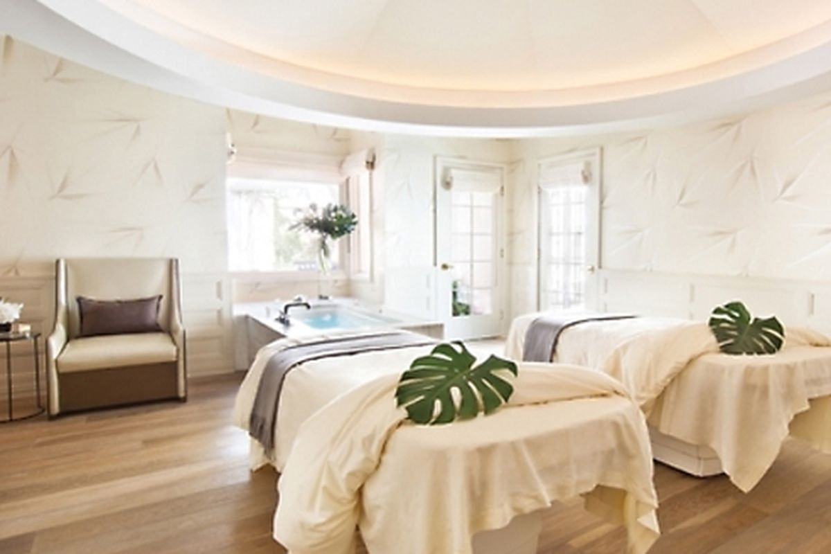 La S Ten Best Luxury Spas For Supreme Pampering Racked La