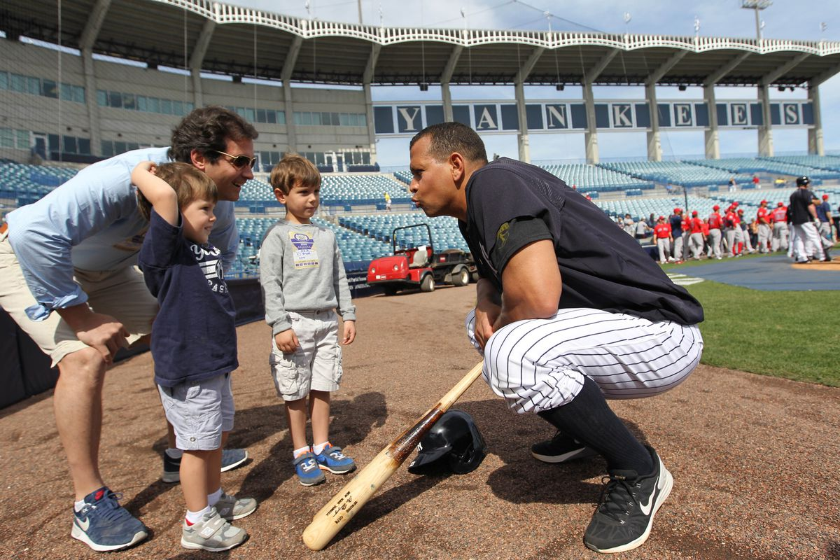 """A-Rod threatens child, exclaims """"I WILL EAT YOUR SOUL"""" #sources confirm"""