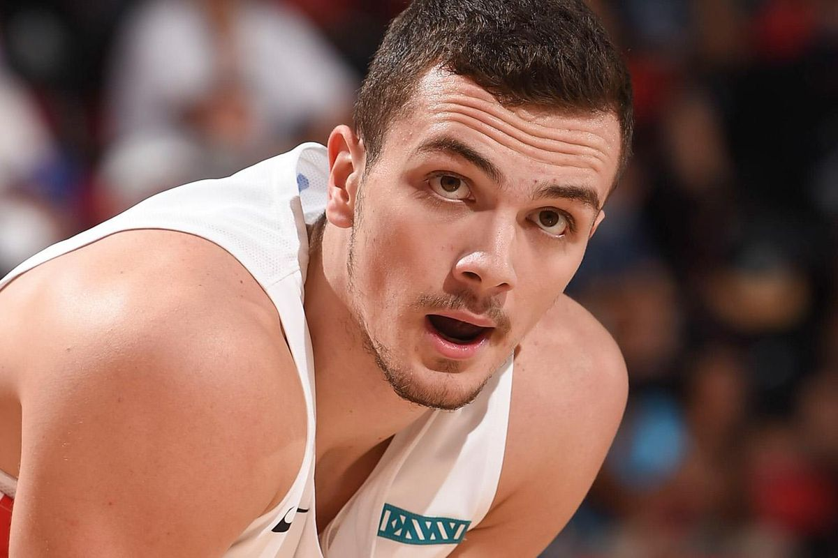 The Bulls hope Marko Simonovic will turn into a rotational player for a very thin frontcourt.