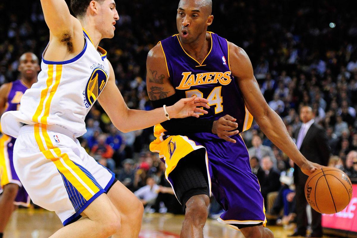 "PMC says: ""Klay. Kobe. Oracle. Yes!"""