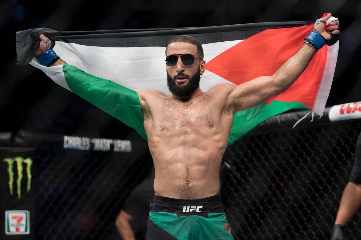 Belal Muhammad forced out of UFC Sao Paulo fight vs. Elizeu Zaleski - Bloody Elbow