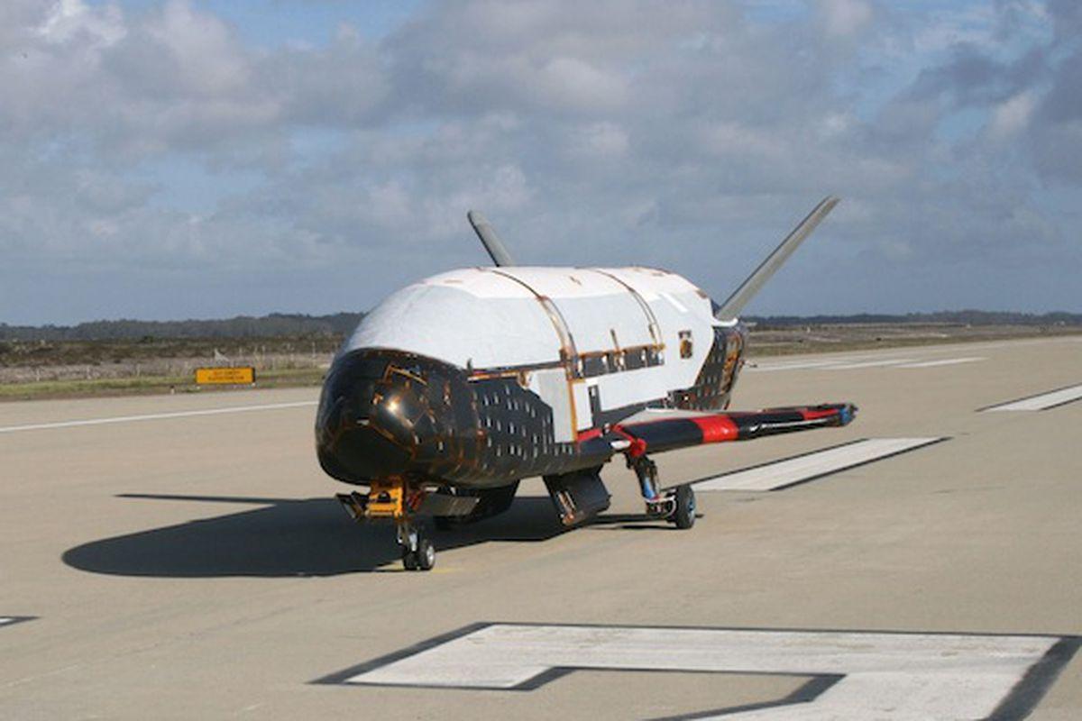 X37-B OTV-2 space plane