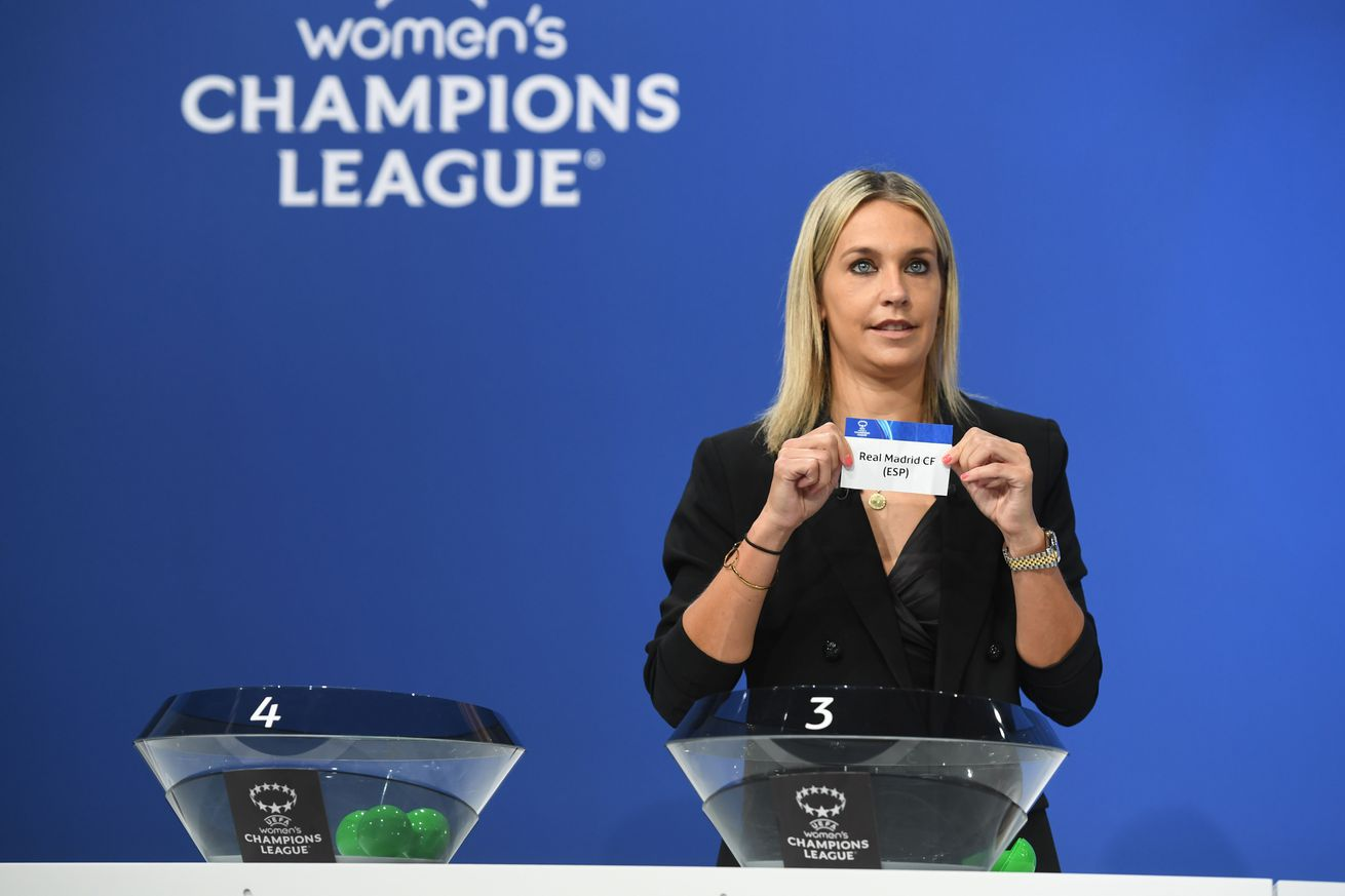 Real Madrid Femenino Draw PSG, Breidablik, & Kharkiv In UEFA Women?s Champions League Group Stages