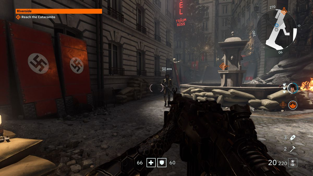 Wolfenstein: Youngblood Readable 6 collectible