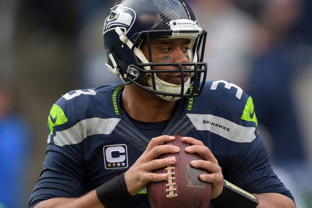 Russell Wilson and the Seahawks host the Panthers Saturday night
