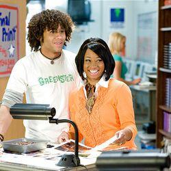 Chad Danforth (Corbin Bleu), Taylor McKessie (Monique Coleman)