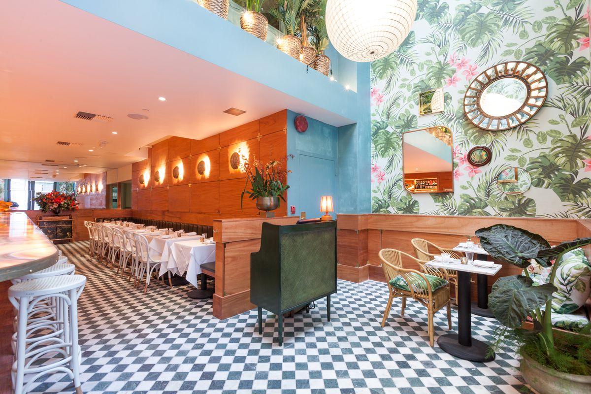 Leo S Oyster Bar San Francisco Patricia Chang