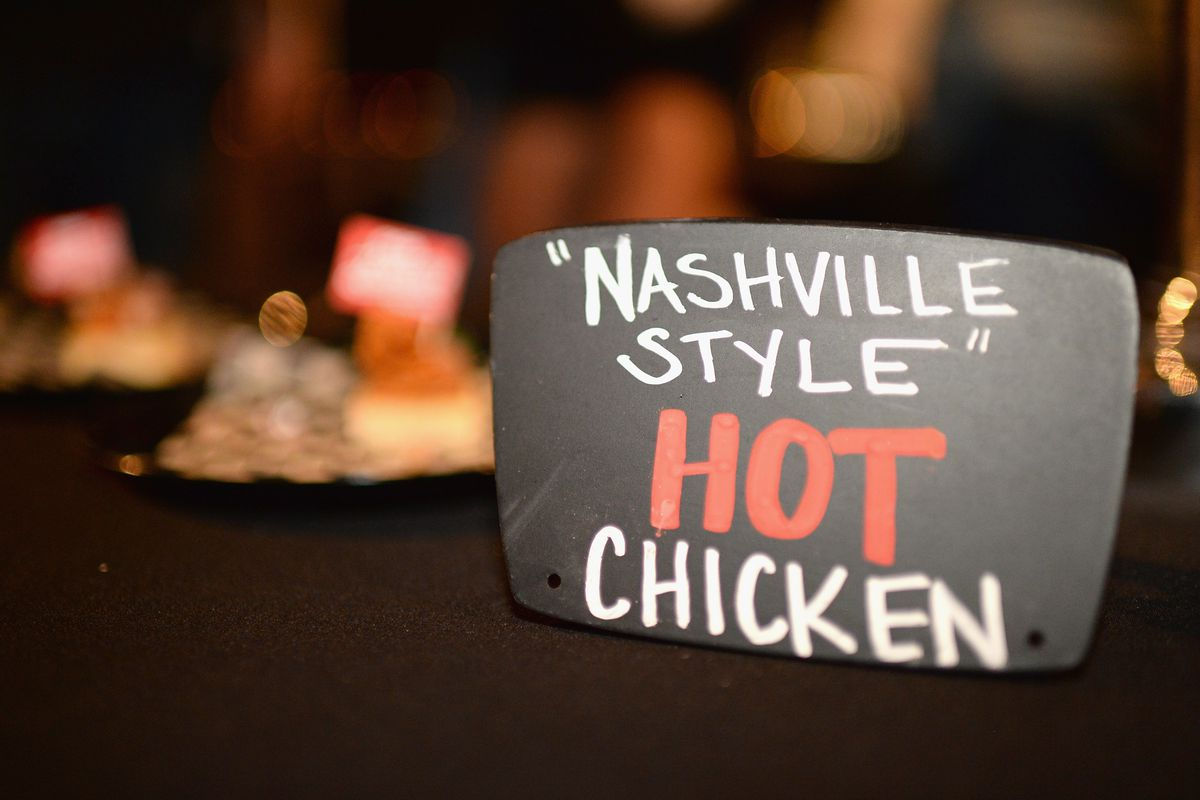 Nashville On Fire Dinner Hosted By Jonathan Waxman, Hattie B's, Tandy Wilson, Patrick Martin And Diego Oka - 2015 Food Network & Cooking Channel South Beach Wine & Food