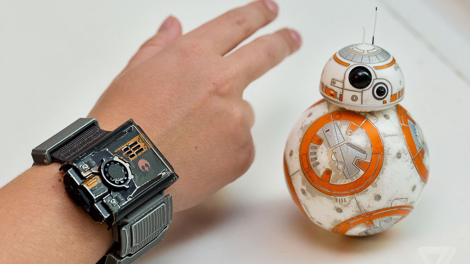 Toys That Are Cool : Sphero s force band wearable can control nearly anything