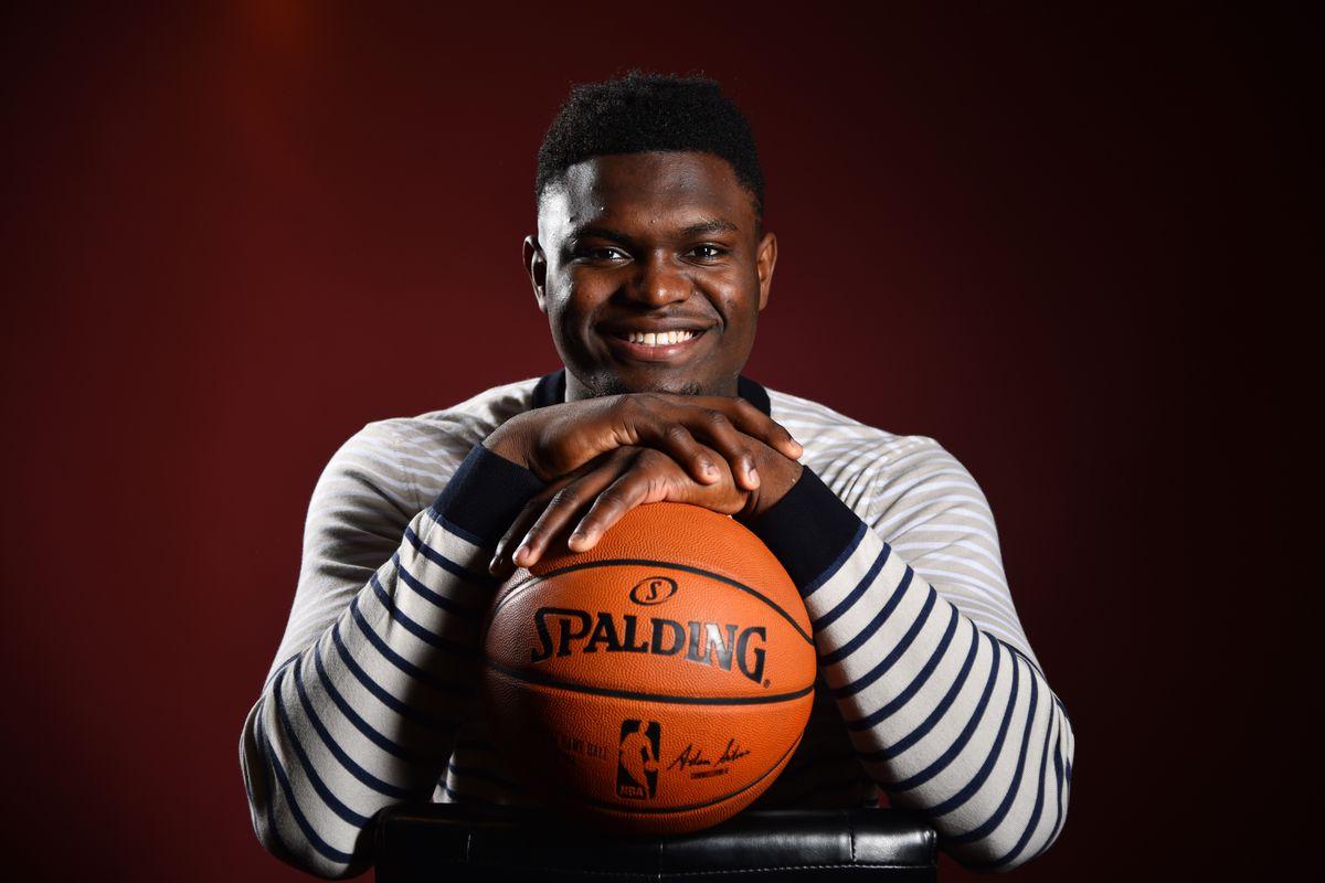 2019 NBA Draft - Media Availability and Portraits