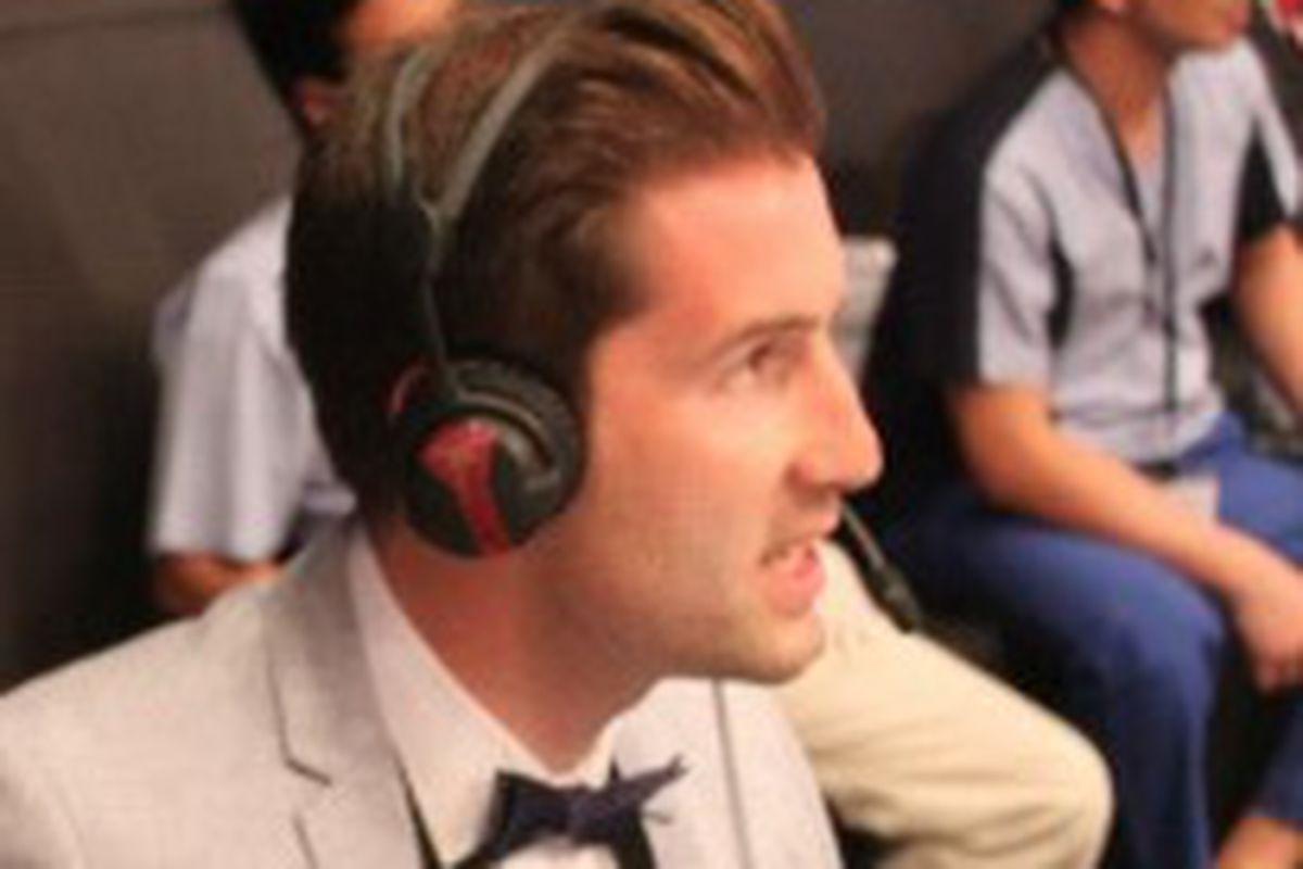Meet John Gooden The Newest Ufc Commentator Bloody Elbow
