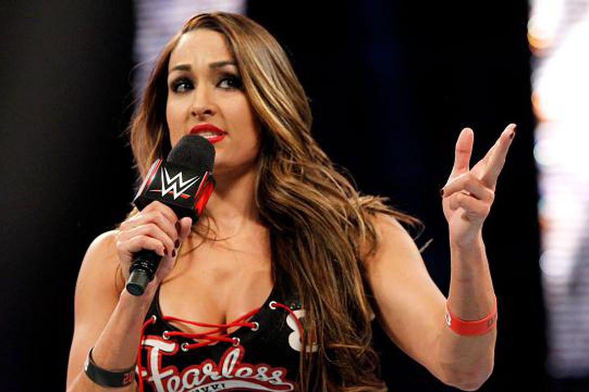 Wwe Edits Nikki Bella Promo From Smackdown Video