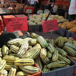 An abundant variety of produce is available on the Fruit Way.