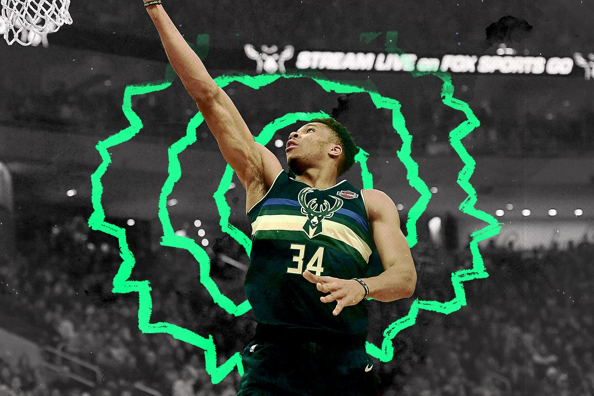 Giannis Antetokounmpo Is The Only Reasonable Choice For Nba