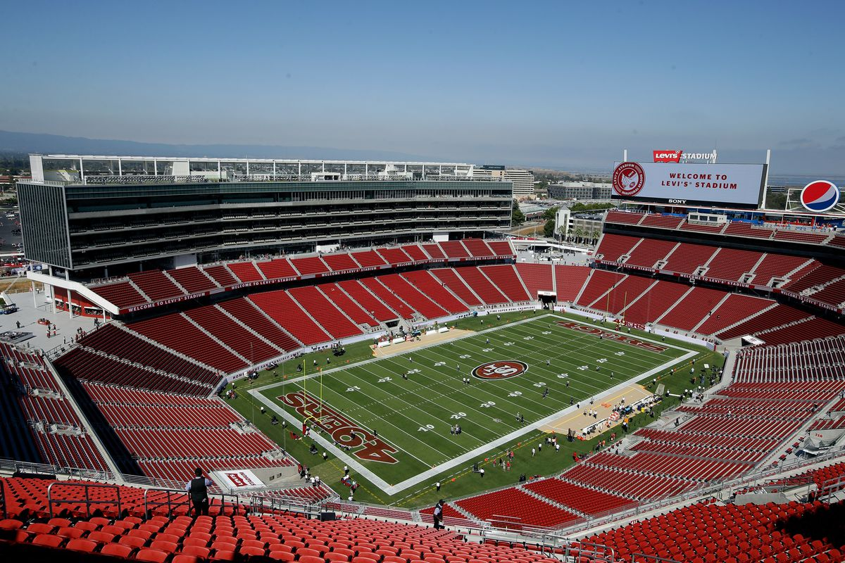 Levis Stadium Capacity >> Levi S Stadium Was Not Built On An American Indian Burial Ground