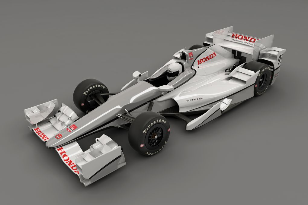 The new IndyCars are the wildest-looking racing machines on the ...
